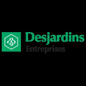 Logo Desjardins Entreprises